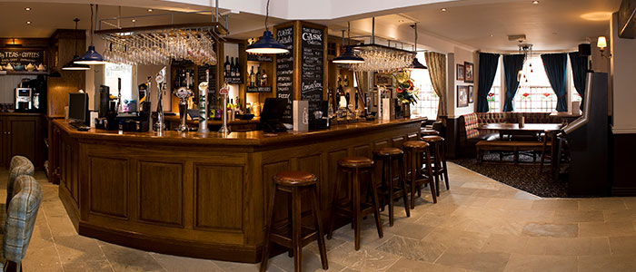 Best place to Meet for Drinks in Lymm at the Jolly Thresher