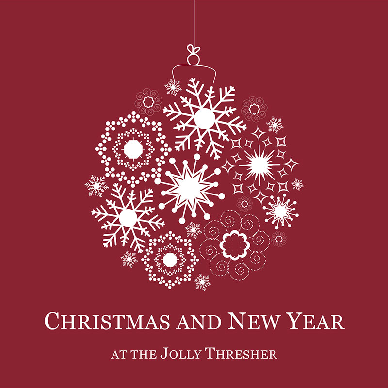 Christmas Party Venue in Lymm - the Jolly Thresher